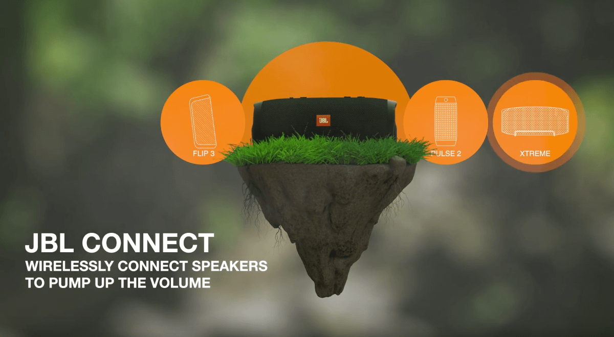 how to connect jbl charge 3 to laptop